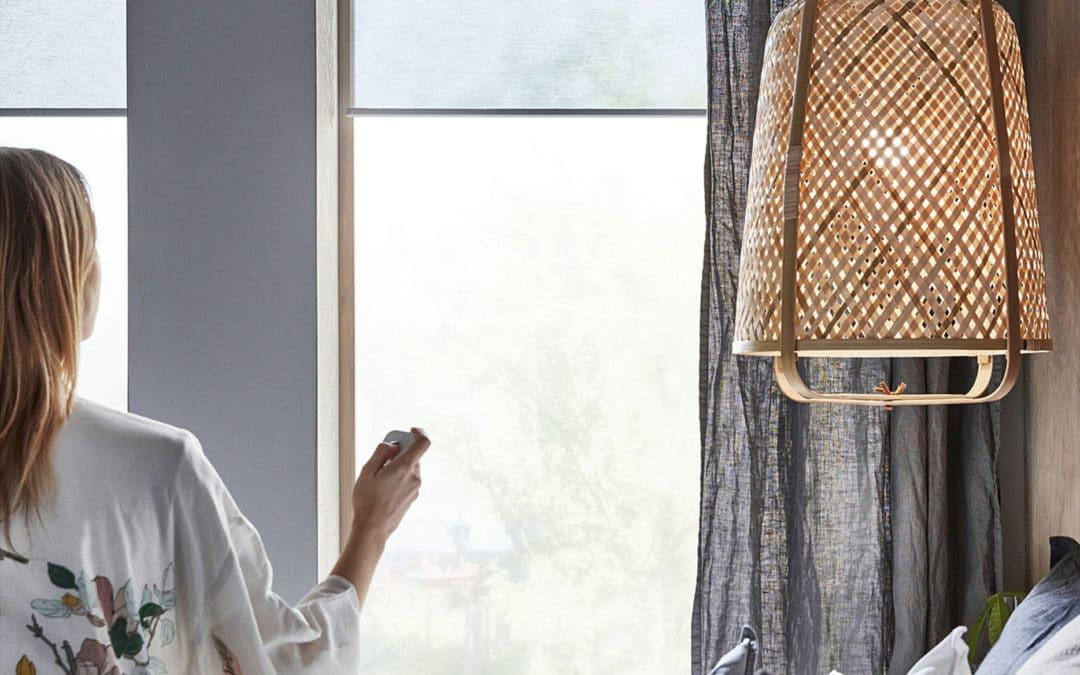 IKEA FYRTUR und KADRILJ: HomeKit Rollos teilweise in den IKEA Filialen bereits verfügbar
