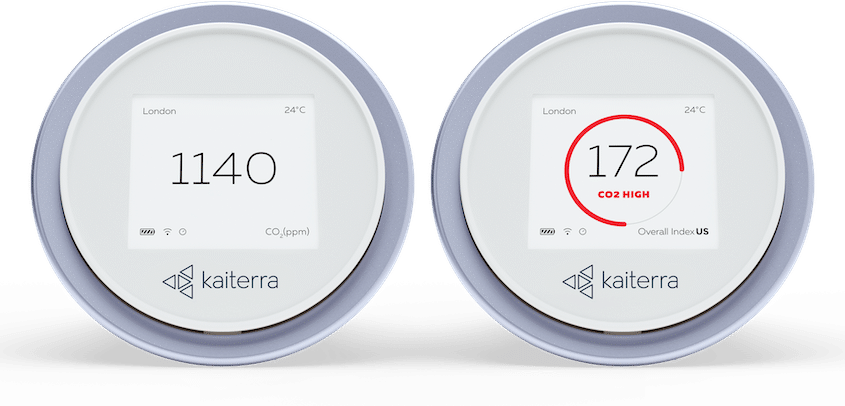 Kaiterra CO2 HomeKit Messgerät