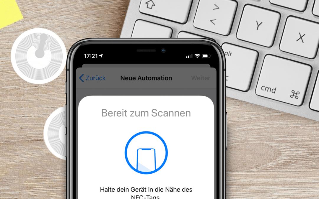 iOS 13.1: NFC als Auslöser von HomeKit Automationen