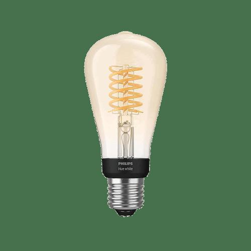 Philips Hue White E27 Filament ST64 Edison