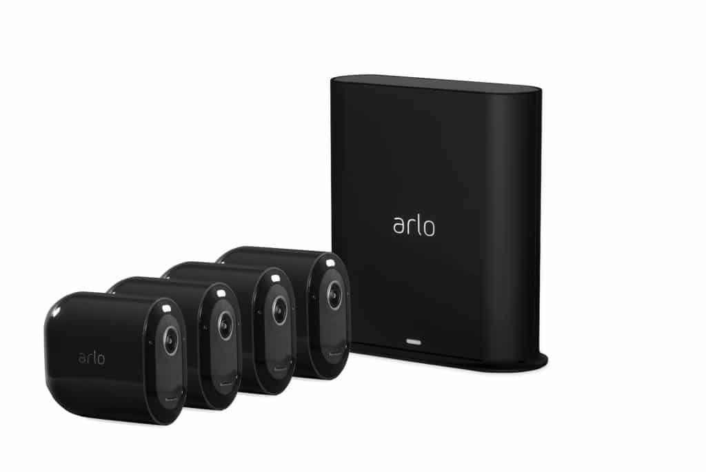 Arlo Pro 3 ohne HomeKit