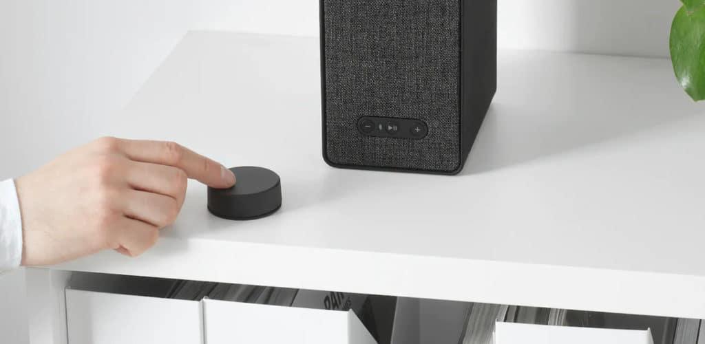 Günstige Sonos Fernbedienung von IKEA