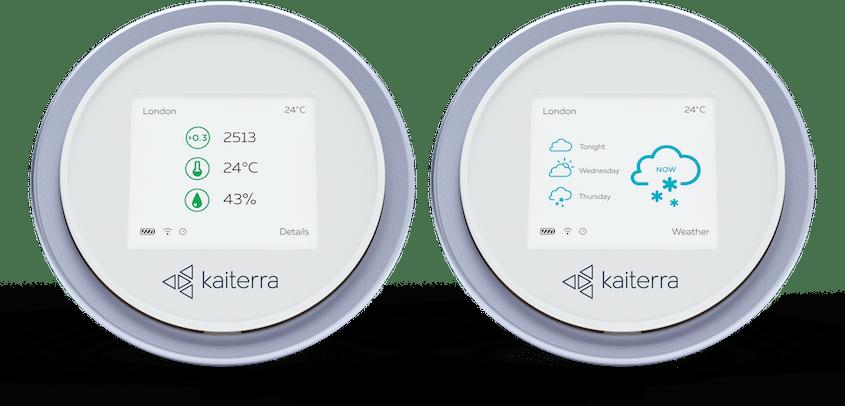 Kaiterra bietet neuen HomeKit Luftqualitätsmonitor mit CO2-Messung an