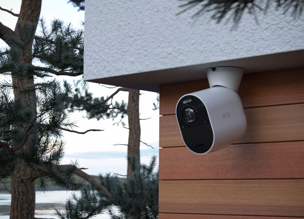 Arlo Ultra ab sofort mit HomeKit Integration