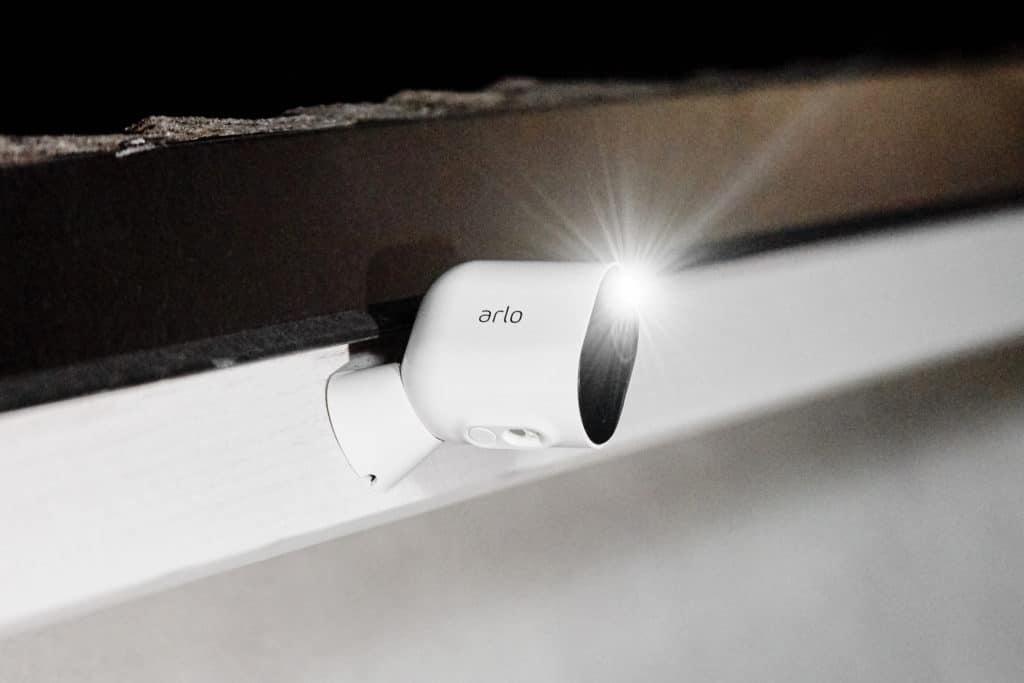 Arlo Ultra ab sofort mit HomeKit Integration - Spotlight