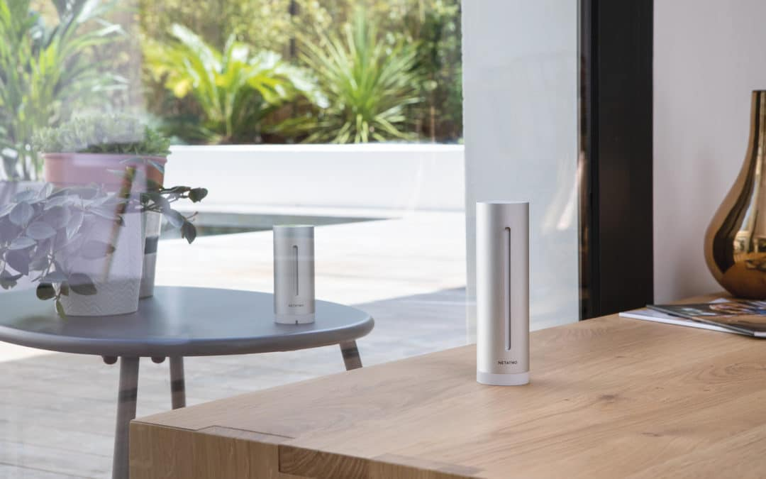 Netatmo Wetterstation: HomeKit Integration bereits im Beta-Test