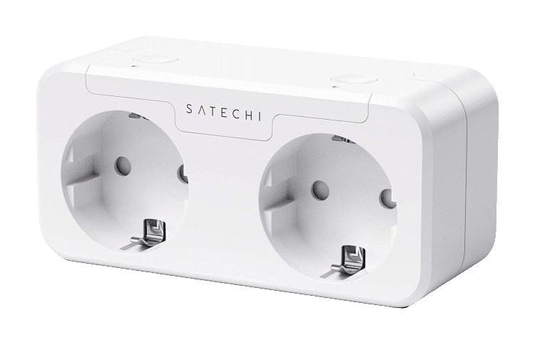 Satechi Dual Smart Steckdose