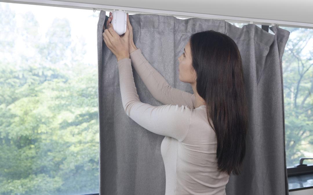 SwitchBot Curtain: Gardinen über Siri steuern