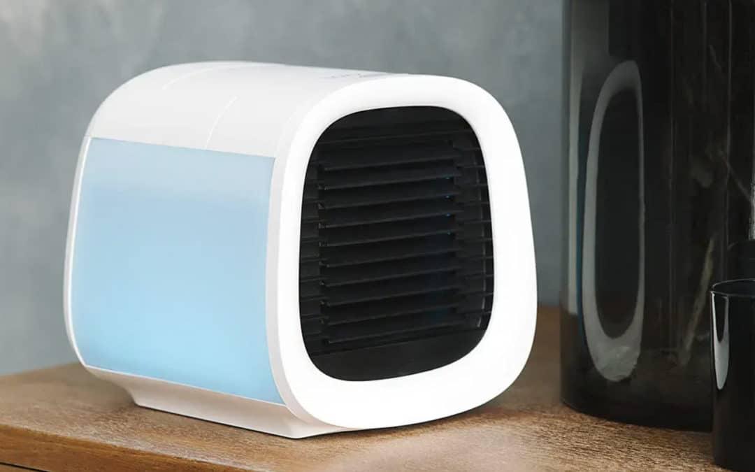 evapolar: Luftkühler durch Verdunstungskälte