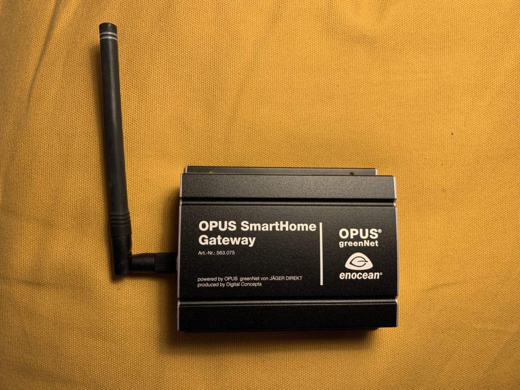 OPUS SmartHome Gateway
