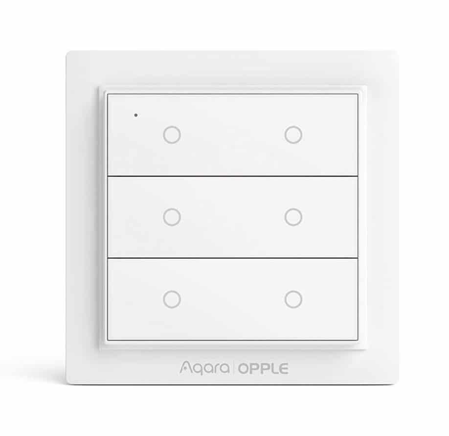 Aqara Schalter (sechsfach)