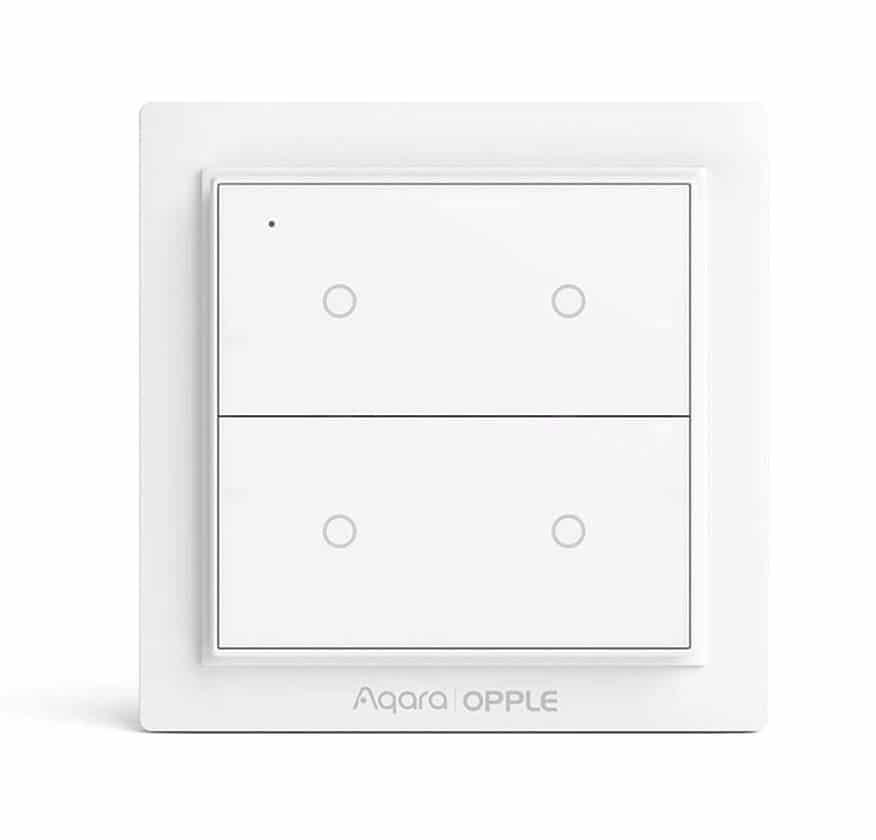 Aqara Schalter (vierfach)