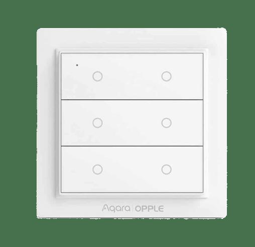 Aqara Opple Schalter (sechsfach)