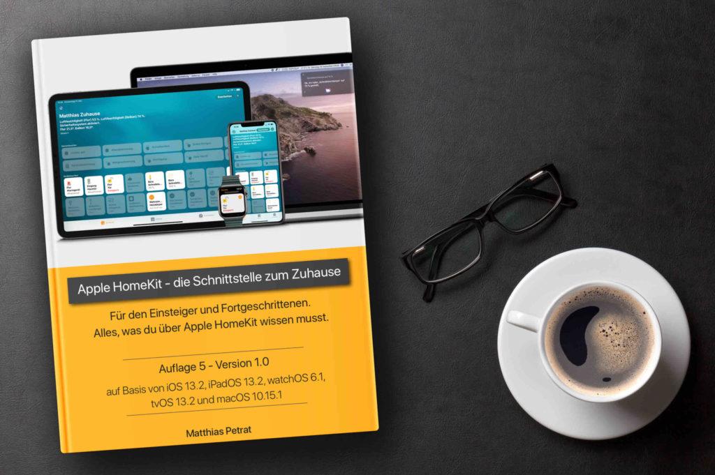 HomeKit Buch erscheint in 5. Auflage