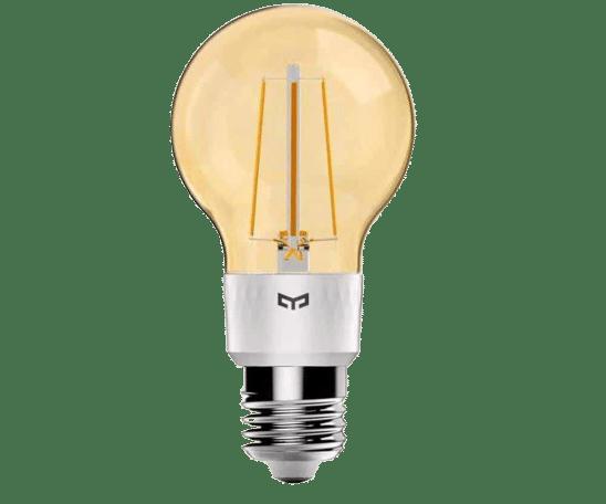 Yeelight Filament Lampe E27 Gold