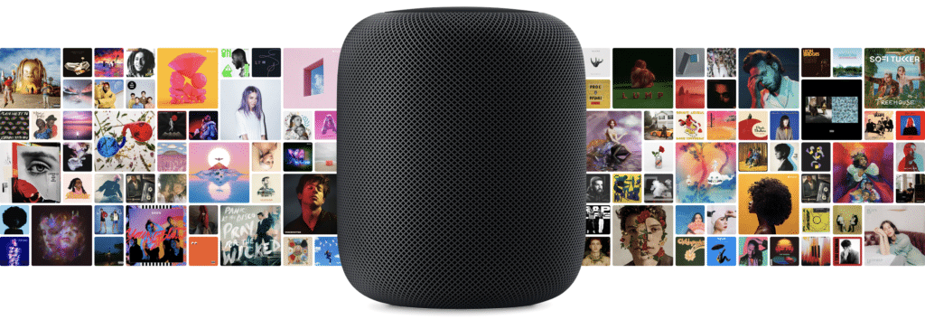 Apple HomePod in HomeKit Automationen