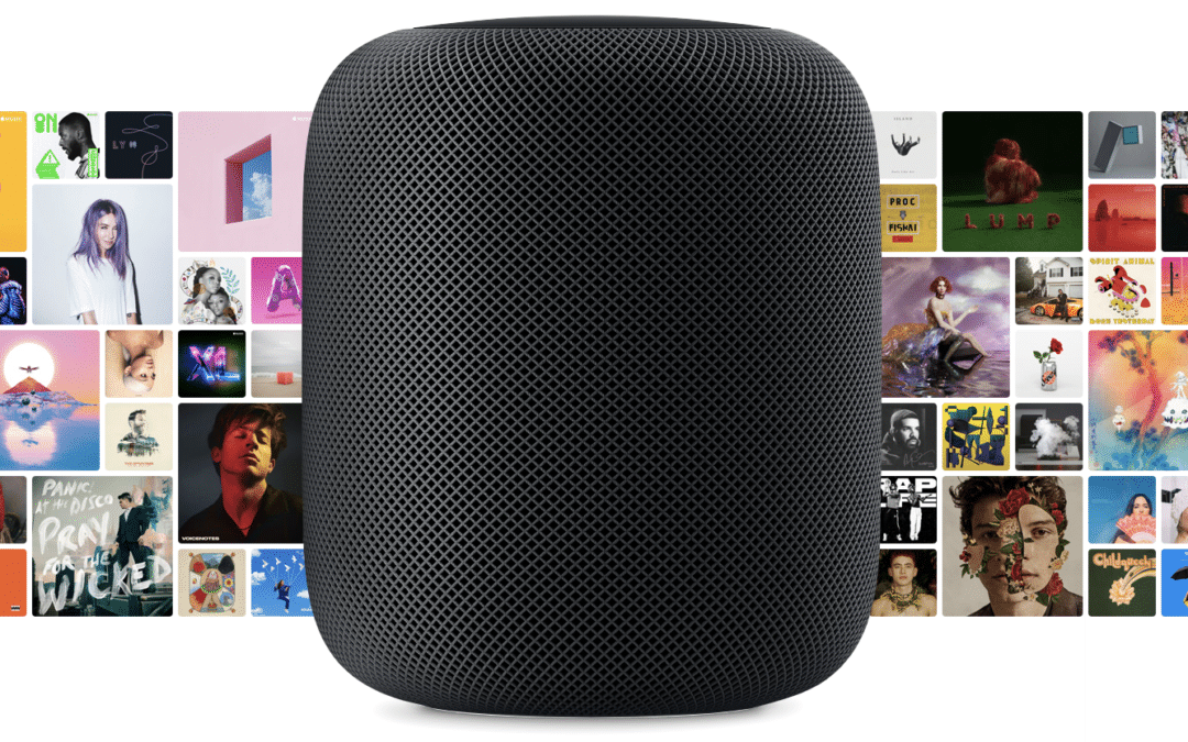 Apple HomePod: Software basiert nun auf tvOS
