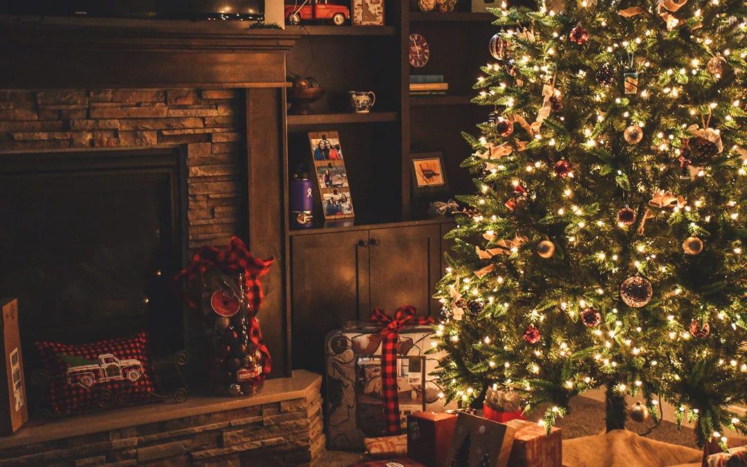 Der intelligente Weihnachtsbaum