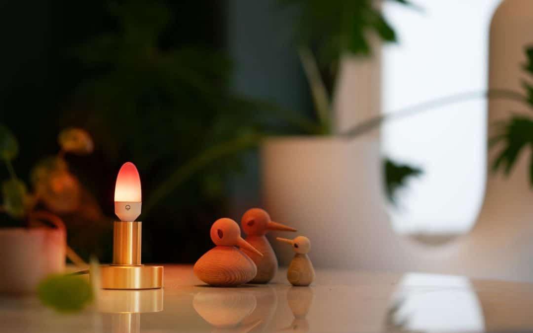 LIFX Candle Color: Mehrfarbige Lampe kann bestellt werden