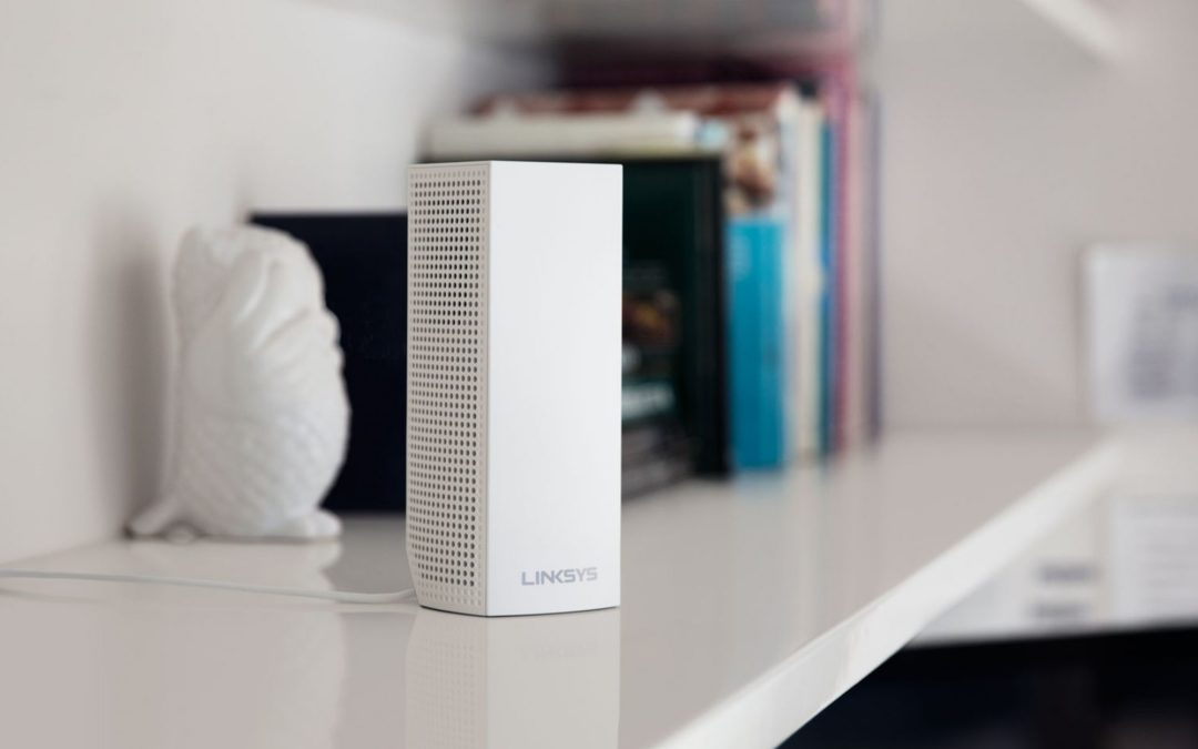 Linksys Velop: HomeKit-Update startet zunächst in den USA