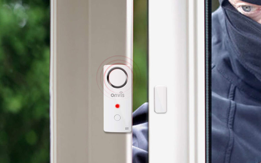 Onvis: HomeKit Kontaktsensor mit Sirene nun verfügbar
