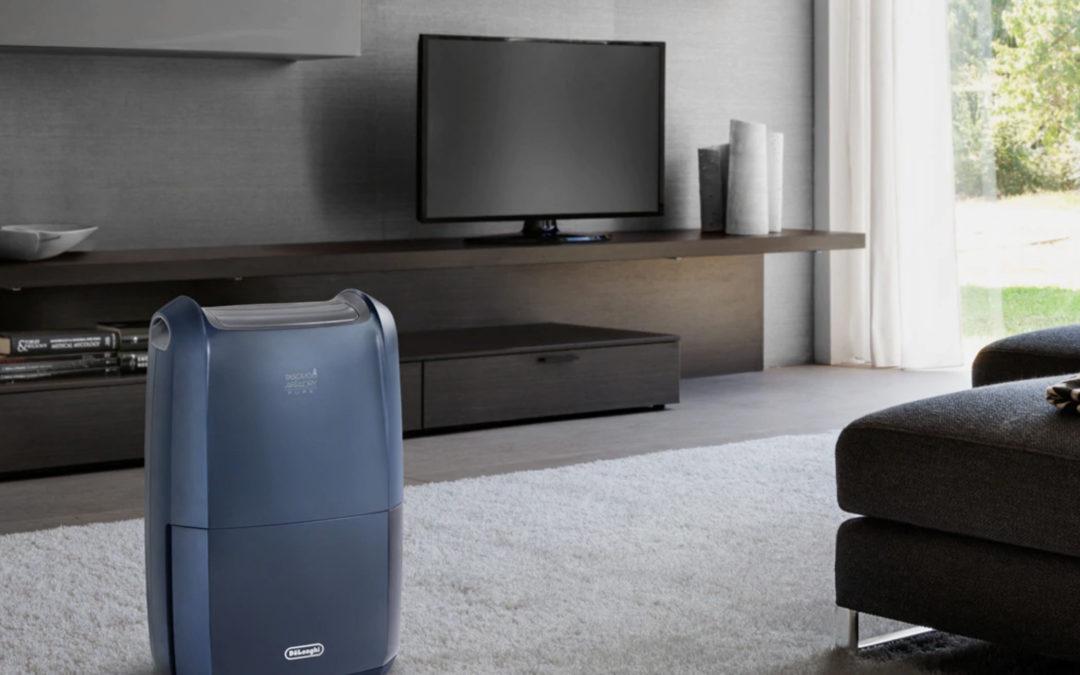 HomeKit Luftentfeuchter von De'Longhi ab sofort verfügbar