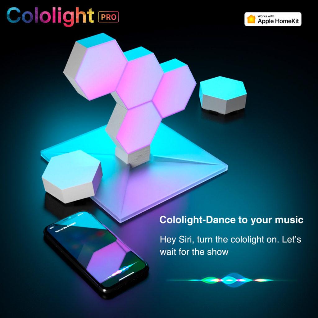 Cololight PRO erhält offizielle HomeKit Zertifizierung
