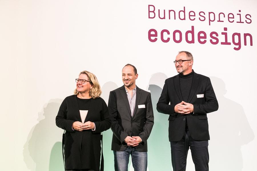Eve Thermo mit dem Bundespreis Ecodesign ausgezeichnet