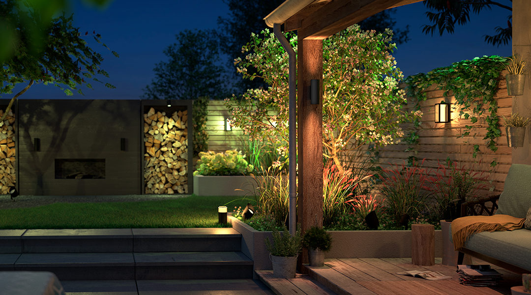 Neue Philips Hue Outdoor-Lampen vorgestellt