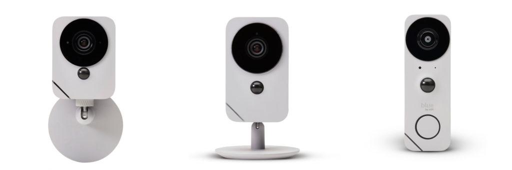 ADT kündigt Innenkamera, Außenkamera und Videoklingel an