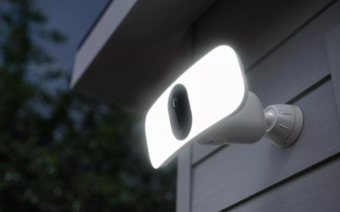 Arlo Pro 3 Floodlight: Batteriebetriebene Kamera mit Flutlicht vorgestellt