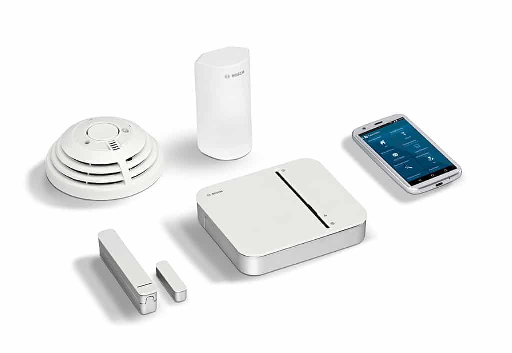 Bosch Smart Home Sicherheitspaket