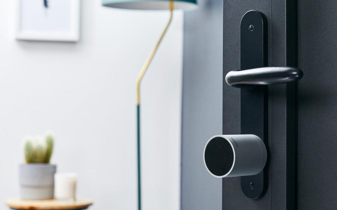 Netatmo stellt außergewöhnliches Türschloss mit intelligenten Schlüsseln vor
