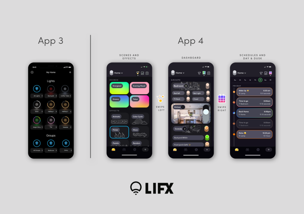 LIFX App Version 4