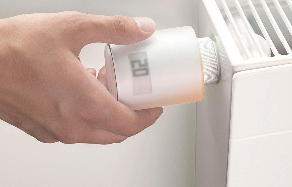 Heizkörper-Thermostate von Netatmo erhalten Fenster-Offen-Erkennung