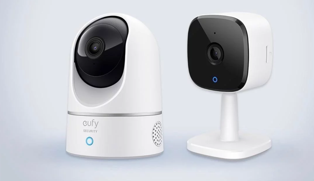Zwei neue Innenkameras von eufy gesichtet