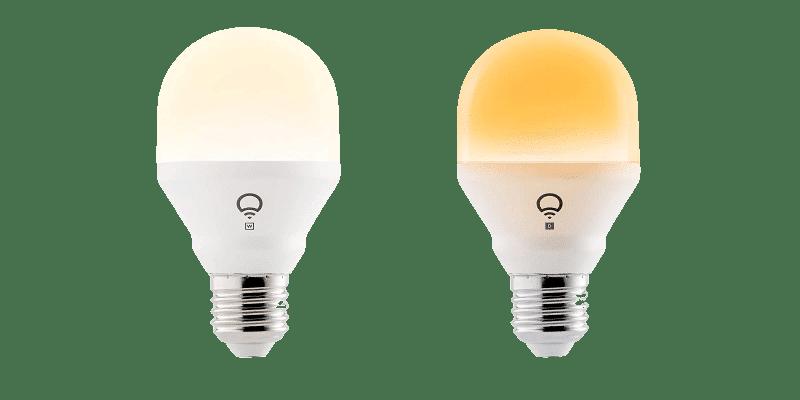 HomeKit Night Shift Lampen