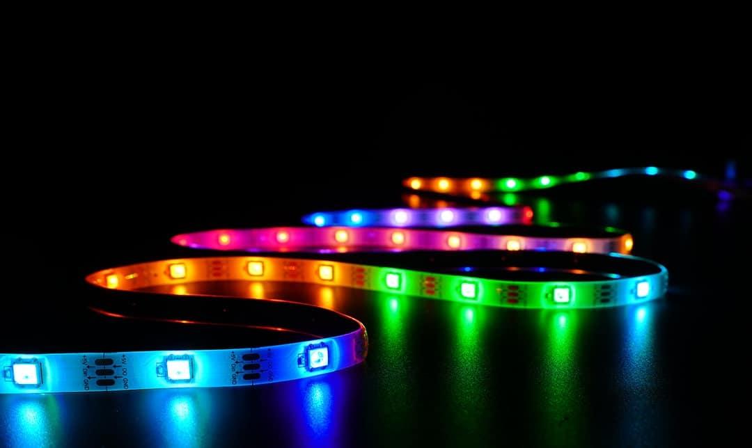 Neuer Light Strip von Cololight kann mehrere Farben gleichzeitig darstellen