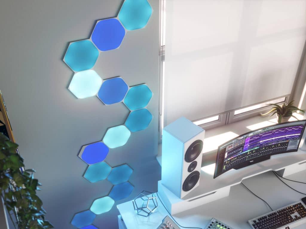 HomeKit Wochenrückblick: Europäischer Mi Hub, Nanoleaf Shapes rücken Näher und mehr