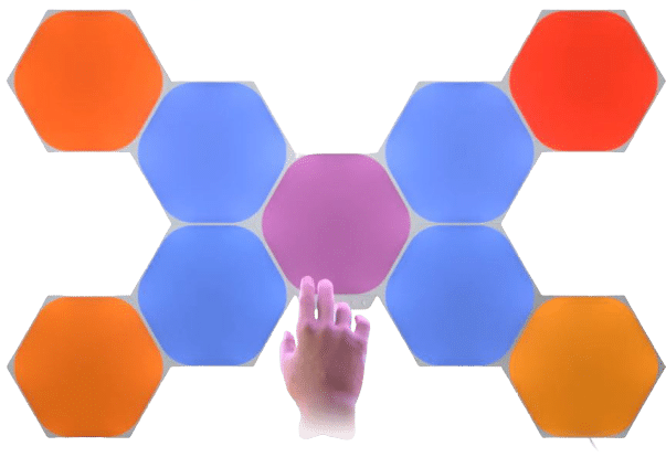 Nanoleaf Shapes Hexagon