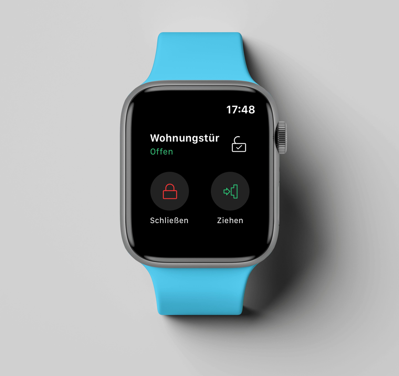 tedee Watch App
