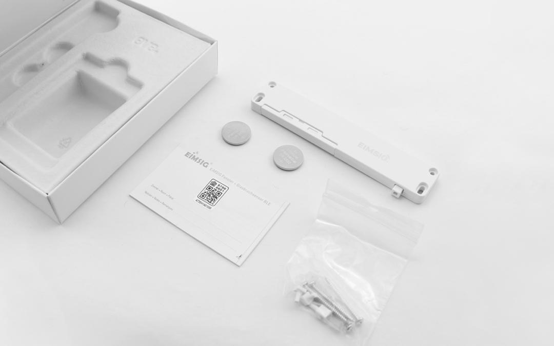 EiMSIG Fenster + Glasbruchsensor BLE: Alle Details zu dem ungewöhnlichen HomeKit-Fenstersensor