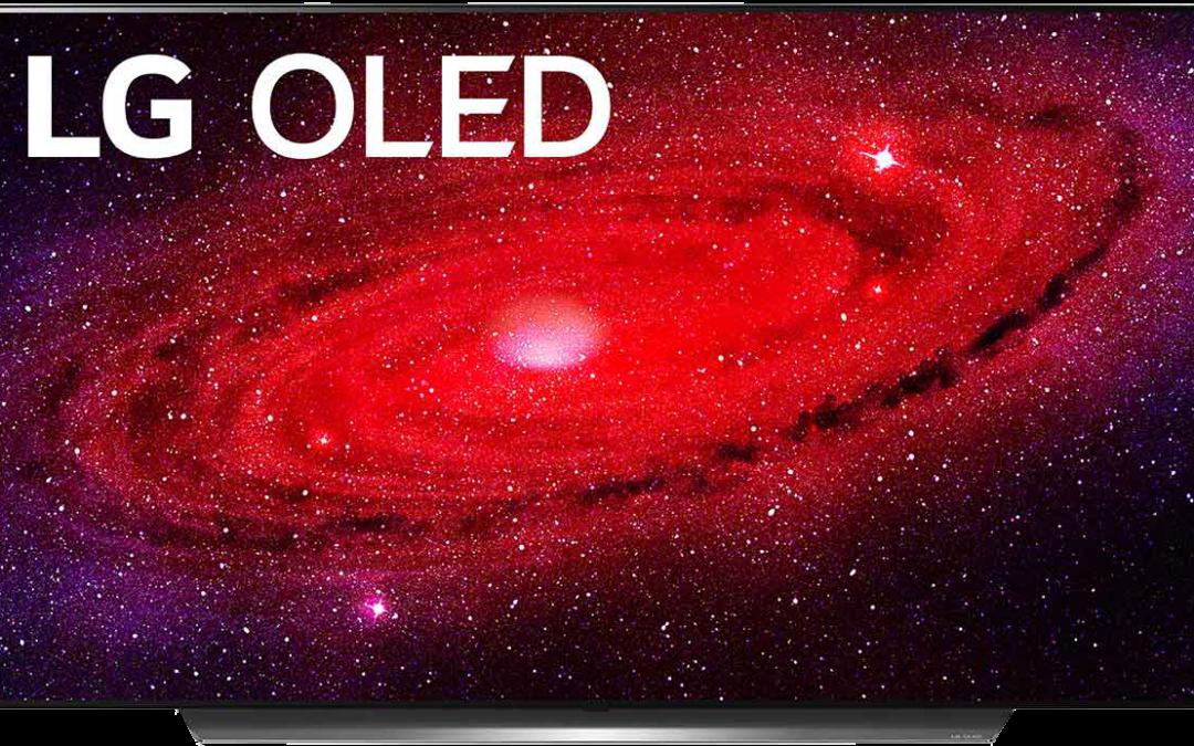 LG OLED65CX9LA 65″ (Modell 2020)