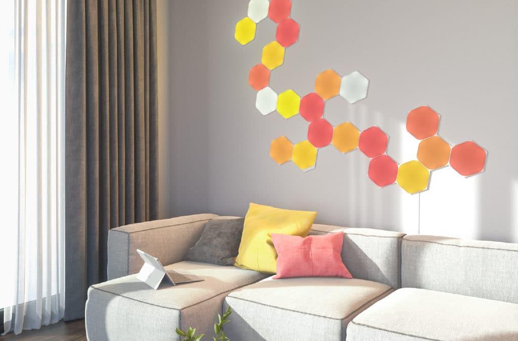 HomeKit Wochenrückblick: Nanoleaf Hexagon vorbestellbar, Circle View wieder verschwunden und mehr