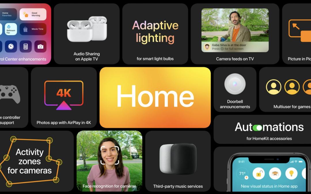 iOS 14: Das sind die HomeKit-Neuerungen