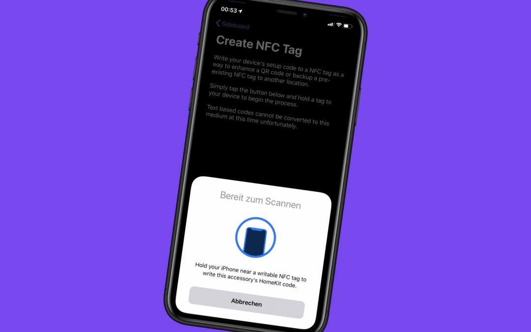HomeKit Wochenrückblick: HomePass beschreibt NFC-Tags, aktuelle Angebote und mehr