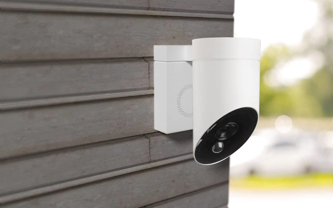 Somfy Außenkamera: HomeKit-Update kommt heute