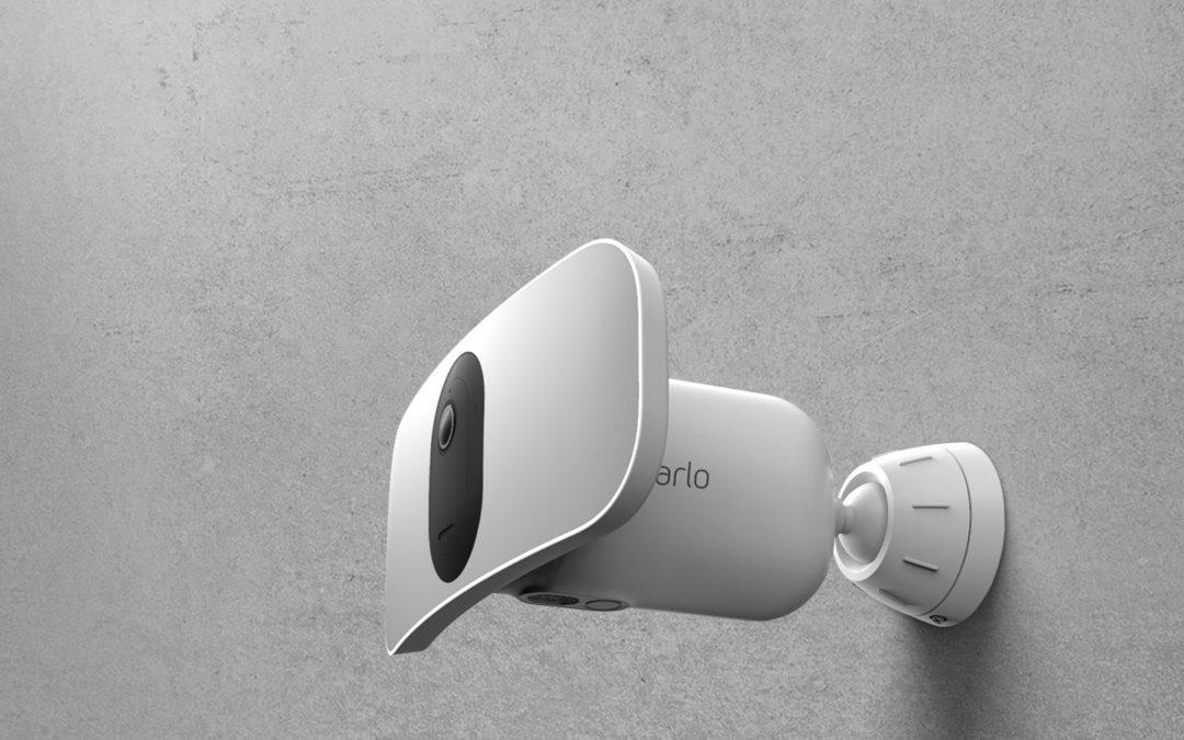 Arlo Pro 3 Floodlight: HomeKit-Update für akkubetriebene Kamera mit Flutlicht veröffentlicht