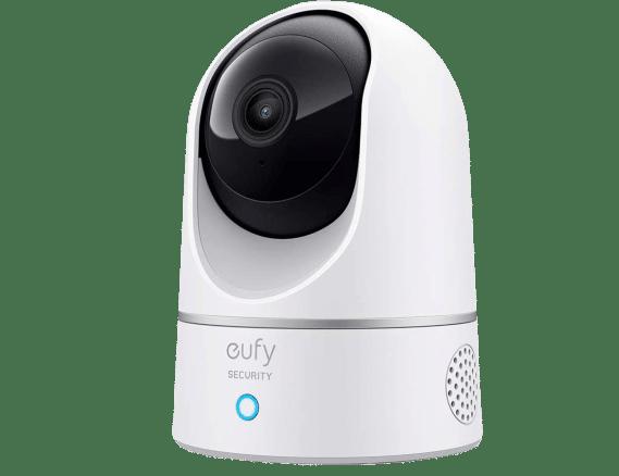 eufy Security Indoor Cam 2K Pan & Tilt