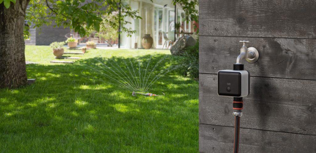 HomeKit-Bewässerungssteuerung wetterabhängig steuern